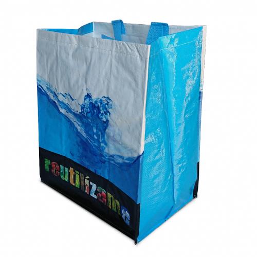 Bolsa Reutilizable Rafia